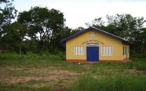 One of the church buildings constructed by NEA with support from the Makbraneth Foundation.