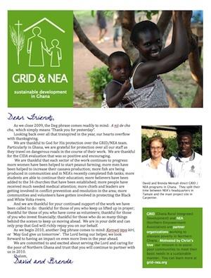 Feb 2010 Newsletter