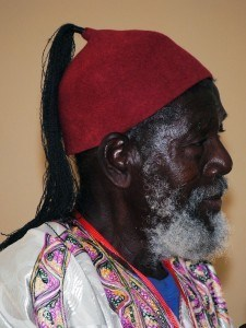 The Dussie Chief, who shared his testimony