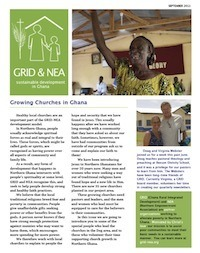 Sep 2011 Newsletter