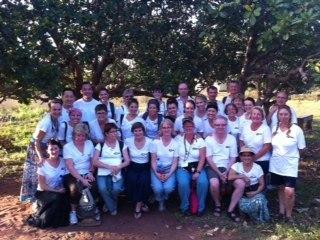 2011 Team in Yaara