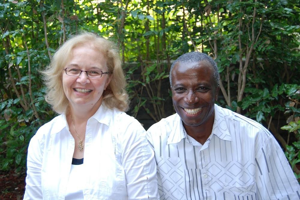 David & Brenda Mensah