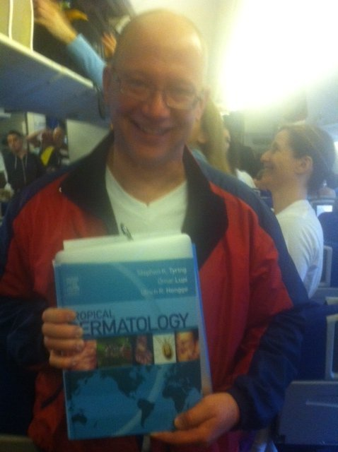 Dr. Charlie's light reading for the plane
