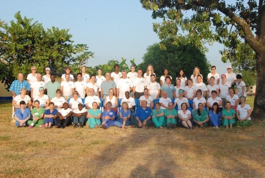 2015 Ghana Health Team
