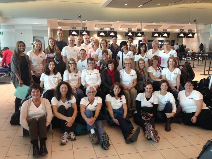 2015 Health Team Members at Pearson