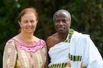 David and Brenda Mensah Receive Millennium Excellence Award for Peace