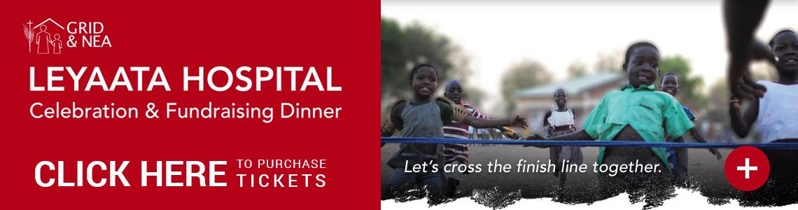 Leyaata Hospital Celebration & Fundraising Dinner